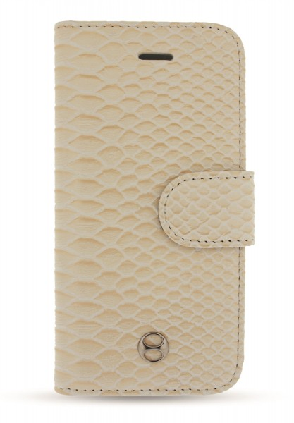 Snake Pliskin White Book Case für Apple iPhone 6/ 6S 1