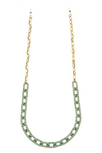Artikelbild 1 des Artikels Glasses + Mask Strap - Gold & Olive