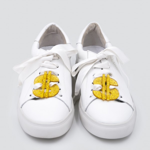 Sneaker Patch Set Golden Dollar 1
