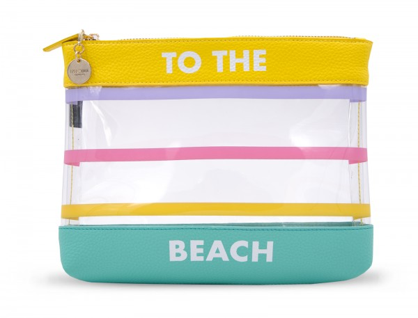 Inflight Bag - Pastel Beach 1