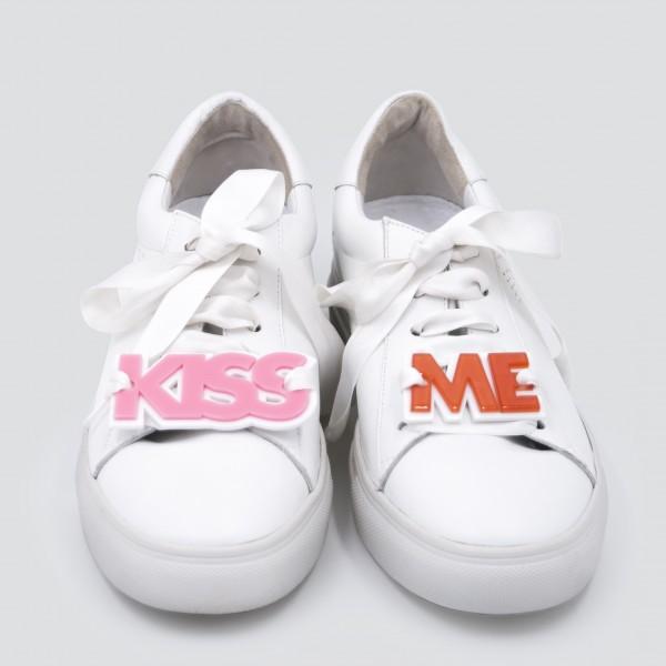 Sneaker Patch Set Kiss Me 1