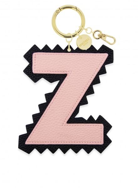 XL Bag Charm Rose Letter Z 1