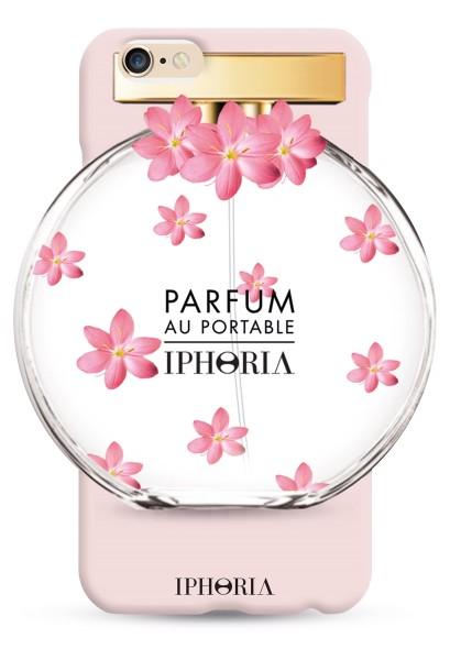 Parfum au Portable Flower Ball Pink für Apple iPhone 6/ 6S 1