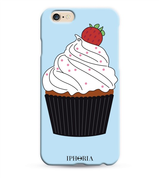Mirror au Portable Cupcake für Apple iPhone 6/ 6S 1