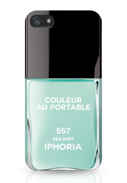 Couleur Au Portable Sea Mint für Apple iPhone 5/ 5S/ SE 1