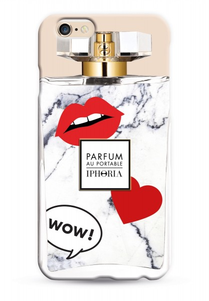 Parfum au Portable Marbellous Comic für Apple iPhone 6/ 6S 1
