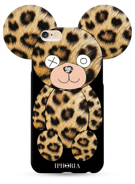 Teddy Leo Bear für Apple iPhone 6/ 6S 1