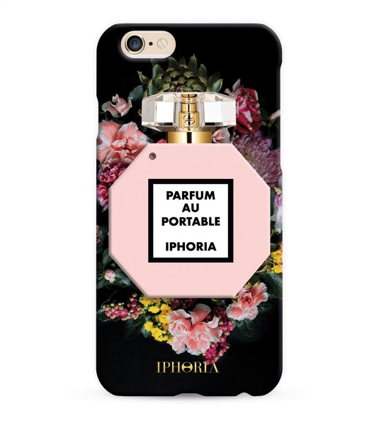 Miroir au Portable Parfum Flower für Apple iPhone 6/ 6S 1