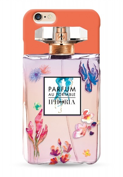 Parfum au Portable Watercolour Flower für Apple iPhone 6/ 6S 1