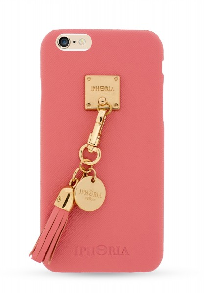 new product 9253e d6a3b Peach Lining Case Gold for Apple iPhone 6/ 6S