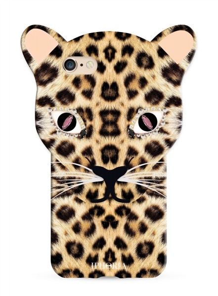 Leo Case Brown Leopard for iPhone 7/ 8 1