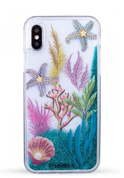 Liquid Case for Apple iPhone X/Xs - Ocean Is Power 1