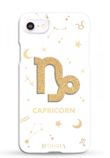 3D Case for Apple iPhone 7/8 - Zodiac Capricorn 1