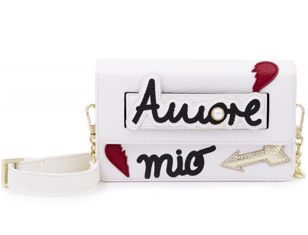 Micro Shoulder /Belt Bag - Amore Mio 1
