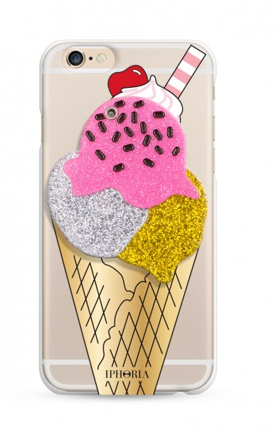 Mirror Case Three Scoops for iPhone 7/ 8 1