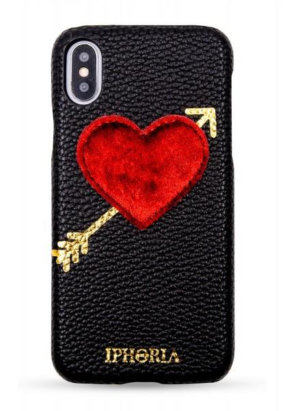 Veggie Leather Case for Apple iPhone X/XS - True Love 1