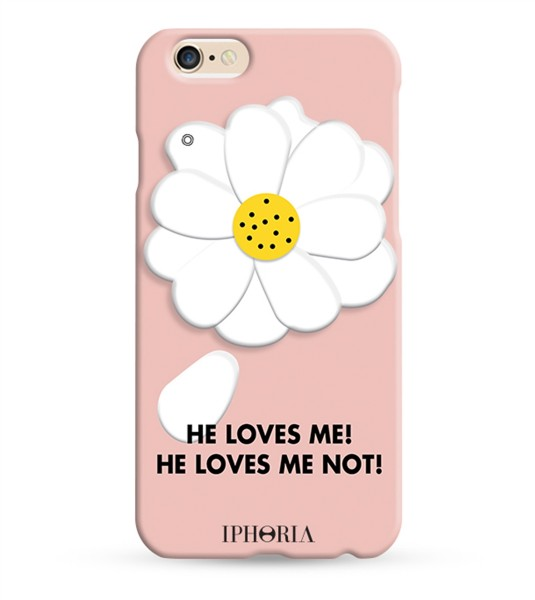Miroir au Portable He Loves Me für Apple iPhone 6/ 6S 1