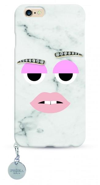 Monster Cool Marble mit Silberplate für Apple iPhone 7/ 8 1