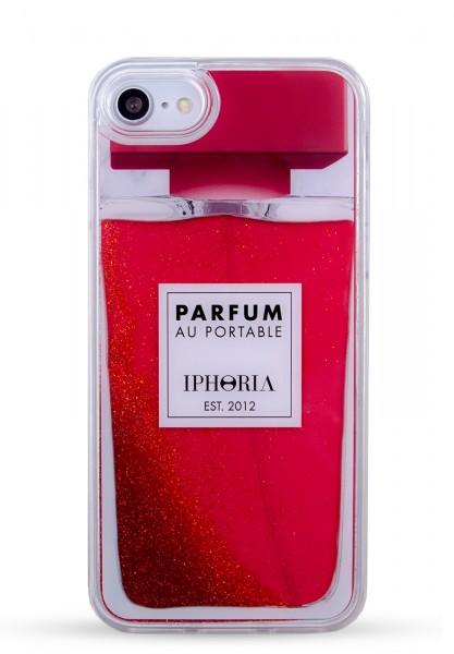 Liquid Case for Apple iPhone 7/8 - Perfume Red 1