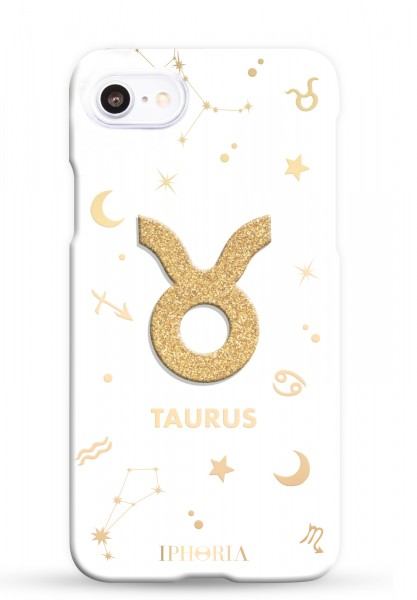 3D Case for Apple iPhone 7/8 - Zodiac Taurus 1