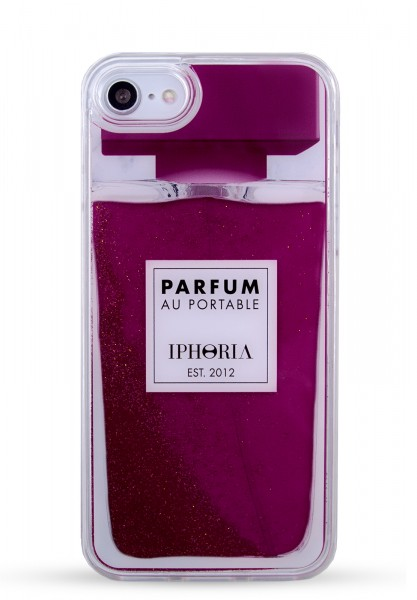 Liquid Case for Apple iPhone 7/8 - Perfume Purple 1