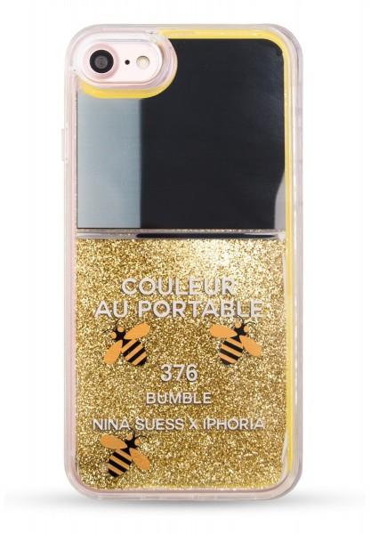 Case for Apple iPhone 7/8 - Nailpolish Bumble X Nina X Iphoria 1
