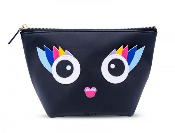 Artikelbild 1 des Artikels Big Cosmetic Bag Trapez - Black Owl Kiss