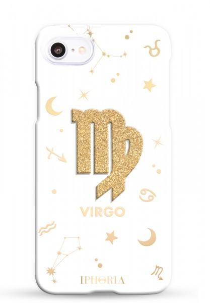 3D Case for Apple iPhone 7/8 - Zodiac Virgo 1