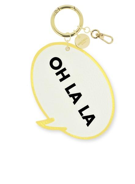"""XL Bag Charm """"Oh La La"""" 1"""