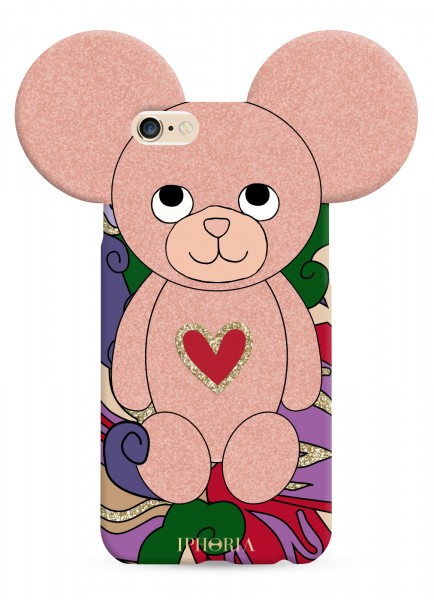 Case for Apple iPhone 7/8 - Teddy Abstract Pattern 1