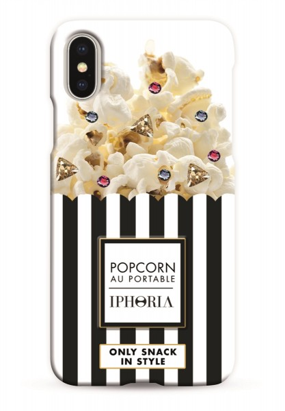 Case for Apple iPhone X/XS - Popcorn au Portable 1