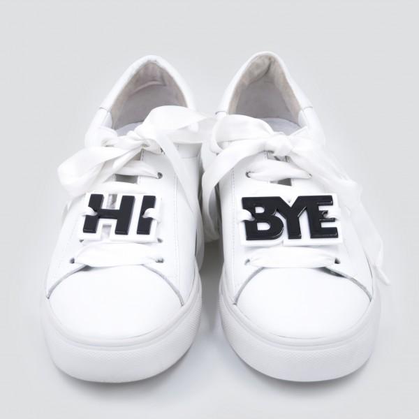 Sneaker Patch Set Hi Bye 1