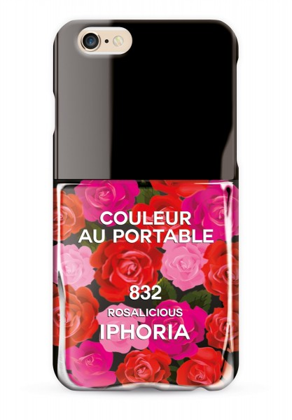 Couleur au Portable Rosalicious für Apple iPhone 6/ 6S 1