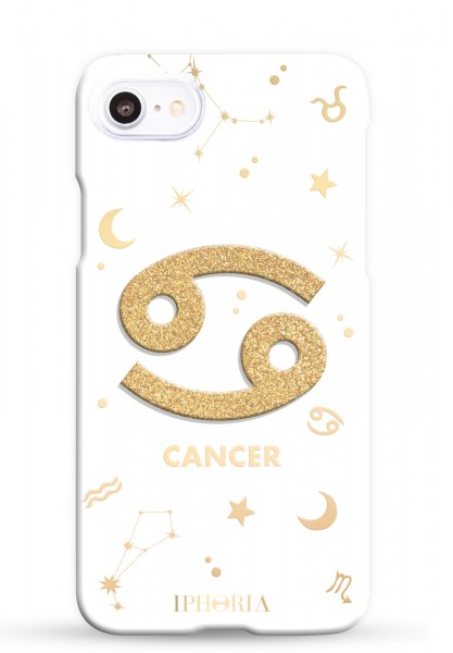 3D Case for Apple iPhone 7/8 - Zodiac Cancer 1