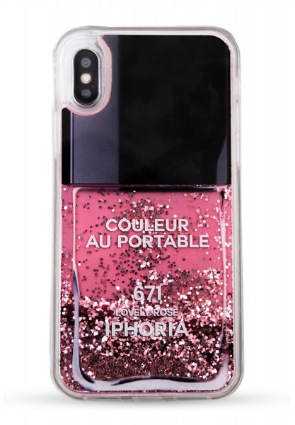 Artikelbild 1 des Artikels Liquid Case for Apple iPhone X/XS - Nailpolish Lov