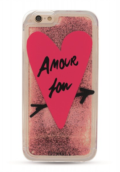 Liquid Case Amour fou für Apple iPhone 6/ 6S 1