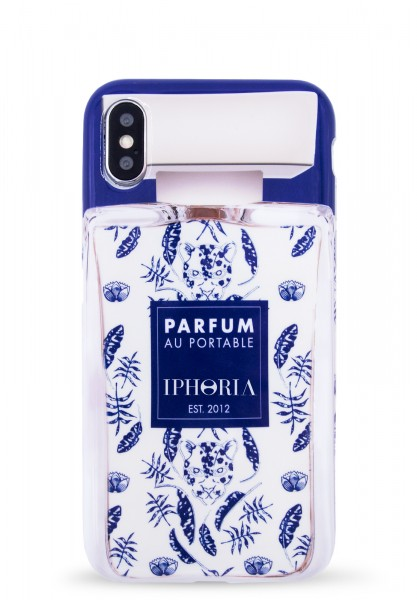 Case for Apple iPhone X/XS - Perfume Toile de Jouy 1