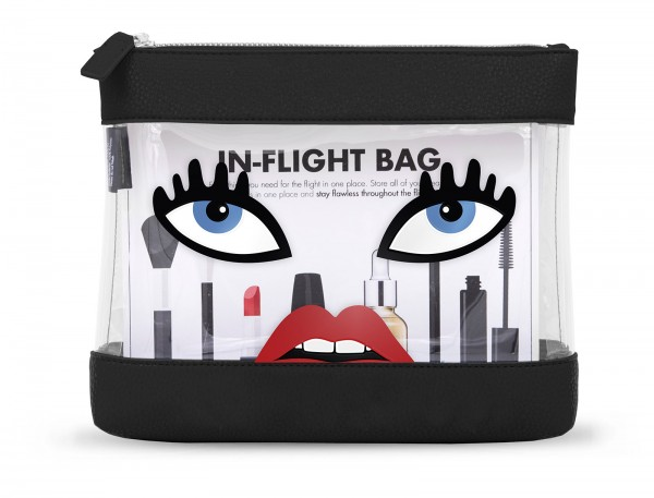 Artikelbild 1 des Artikels Inflight Bag - Transparent Blue Eyes