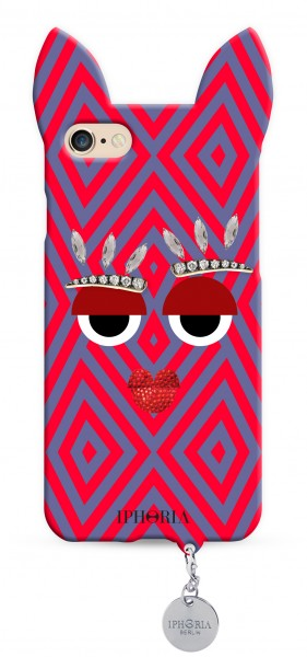Wild Case Ibiza Monster with Silver Pendant for iPhone 7/ 8 1