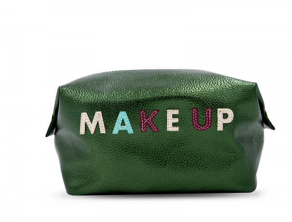 Washbag - Make Up Green 1