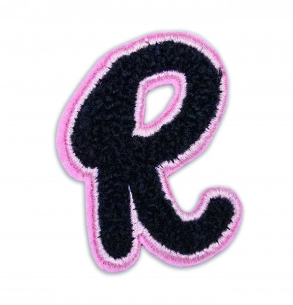 Iron On Patch Letter R 1