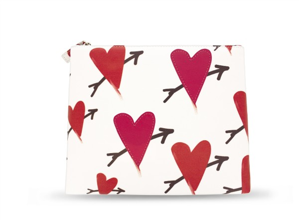 Cosmetic Bag Heart Attack 1