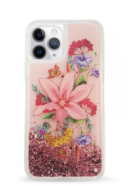 Artikelbild 1 des Artikels Liquid Case for Apple iPhone 11 Pro - Nude Flowers