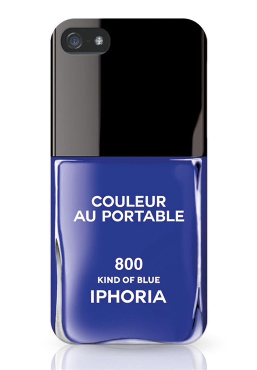 couleur au portable kind of blue for apple iphone 5 5s se cases iphoria. Black Bedroom Furniture Sets. Home Design Ideas