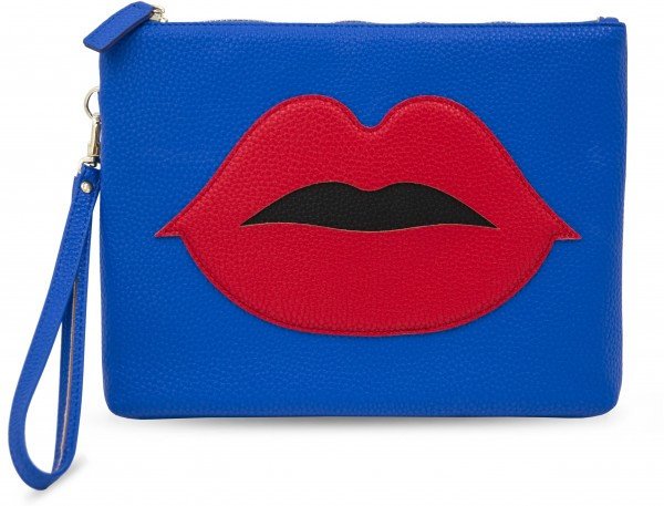 Cosmetic Bag Red Lips  1