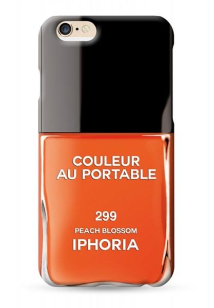 couleur au portable peach blossom for apple iphone 6 6s cases iphoria. Black Bedroom Furniture Sets. Home Design Ideas