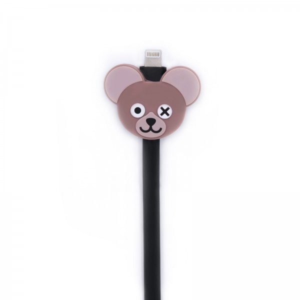 Charging Cable for Apple iPhone - Teddy Is Power 1