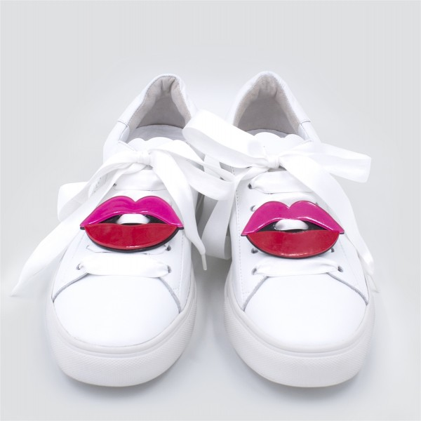 Sneaker Patch Set Lips  1