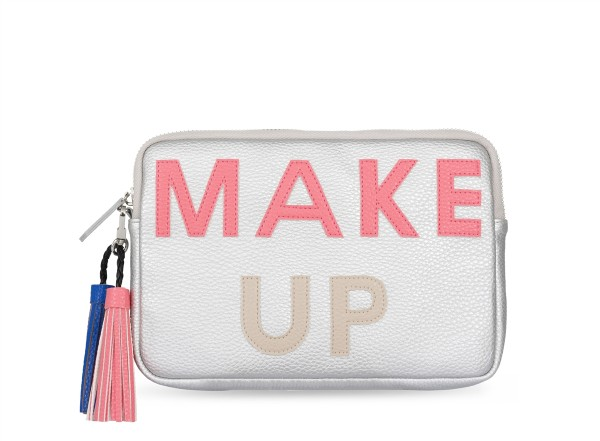 Power Purse Silver Make Up 1