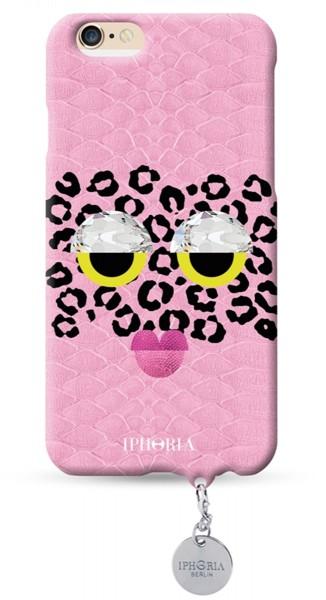 Monster au Portable Pink Gargoyle für Apple iPhone 6/ 6S 1